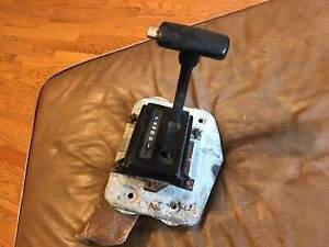 1987 1993 Mustang Gt Lx 5 0 Automatic Aod Factory Shifter Assembly