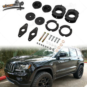 2 5 Front 2 5 Rear Lift Leveling Kit Shock Spacers Fit Jeep Grand Cherokee Wk2