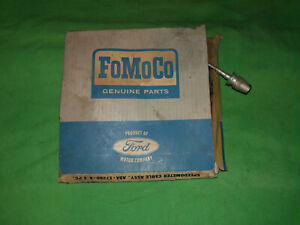 Vintage Nos Speedometer Cable 1953 64 Ford Truck 1949 56 Ford Car A9a17260 a