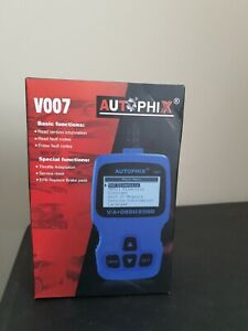 Autophix V007 For Vw Audi Skoda Car Scanner Diagnostic Scan Obd2 Code Reader