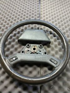 Range Rover Classic Factory Original Steering Wheel With Center Cover 88 94