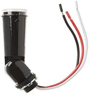 Woods 59413 59413wd Outdoor Conduit Lighting Control With Photocell And Swivel