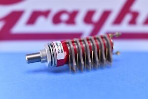 Grayhill Rotary Switch Dp5t 6 Deck 1 Pole 2 12 Position 71yy50388
