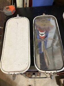 Vintage Ford Chevy Truck Mirrors F350 F250 1960 1970 16 Rat Rod