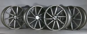 Inch 22 Vossen 2x Right 2x Left Wheels