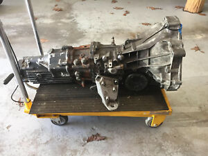 Oem Audi B5 S4 01e 6 Speed Manual Transmission