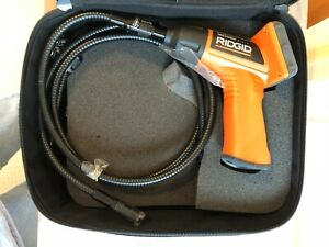 Ridgid Seesnake r Micro tm Inspection Camera With 6 Cable