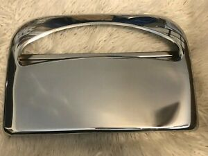 Krystal Toilet Seat Cover Dispenser Kd 200 Chrome Plated 1half Fold New Usa Made