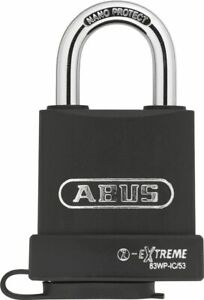 Abus 83wp ic 53 Padlock For Interchangeable Core Schlage Small Format
