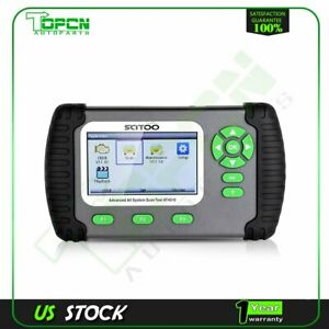 Auto Abs Airbag Srs Sas Reset Obd2 Code Reader Engine Check Diagnostic Kwp2000