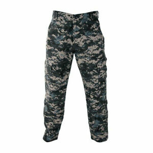 Propper Tactical ACU Digital Camouflage Military Pants Subdued Urban L L $19.75