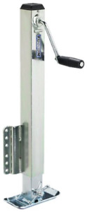 Fulton Hd25000101 Bolt on Trailer Tongue Jack With Drop Leg 2500 Lb Weight