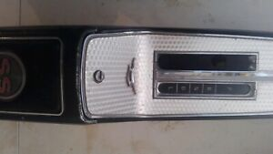 1964 Chevy Impala Ss Automatic Center Console