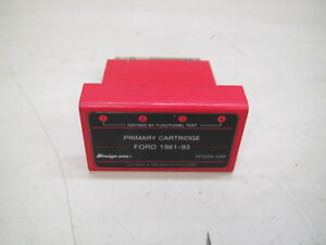 Snap On Mt2500 1293 Primary Cartridge Ford 1981 1993 Used Free Shipping