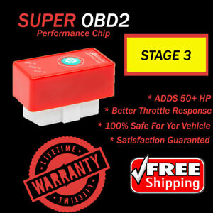 For 1996 2021 Toyota Corolla Performance Chip Tuning Compatible Power Tuner