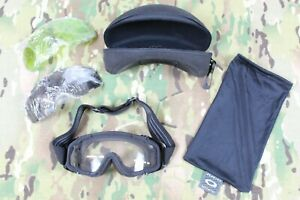 Oakley 11 130 A Frame Ballistic Military Assault Army Protective Rare Goggles $49.99