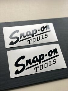 Snap on Tools Vintage Decal Multi color Vinyl Decal Sticker