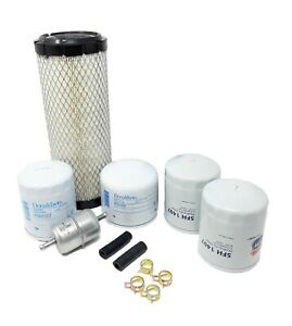 Cfkit Maintenance Filter Kit For gehl Z17 Compact Excavator 00701 Up