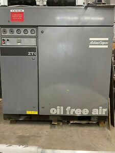 Atlas Copco Zt1 40hp Rotary Screw Compressor