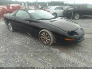 Hood Without Hood Scoop Fits 93 97 Camaro 561160