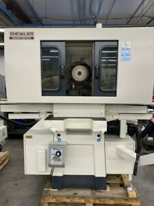 Used 2016 Chevalier Smart B818 Iii Auto Cnc Surface Grinder 7000 Rpm 18 1 X 7 9