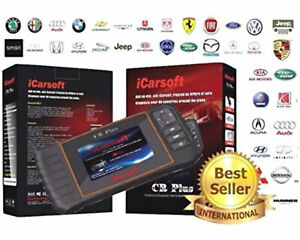 Icarsoft Universal Professional Diagnostic Scan Tool Abs Engine Code Reader Obd2