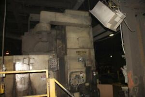 Mattison 60 Rotary Surface Grinder 50 000 Lbs 01191080002