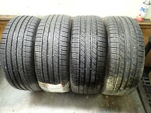 4 215 45 18 89w Dunlop Sp Sport 5000 Tires 7 8 32 No Repairs 2718up