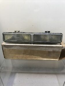 Nos 1977 1978 Oldsmobile Delta 88 98 Parking Light Turn Signal Lens Lh 913309