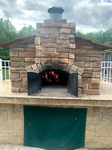Brick Oven Indespensable Pizza Oven Outdoor Wood Fired Ovens Trammel Tool A