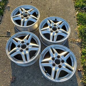 Honda Oem Wheels 15x6 5x114 3 Enkei Crv Civic Accord Odyssey