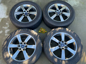 4 20 Ford F 150 F150 Expedition Factory Sport Lariat Oem Rims Wheels 10005