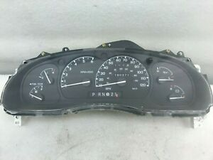 Ford Ranger Explorer Speedometer Instrument Cluster Gauges Tach 98 00 190k Xl2f