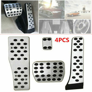 Car Foot Pedal Auto Interior Inner Parts Accessories Rubber Brake Reliable