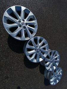 19 Buick Envision Genuine Oem Factory Stock Wheels Rims 5x115
