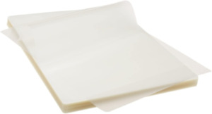 Thermal Laminating Clear Paper Sheet Pouches Count Letter Size 100 Pack 3 Mil
