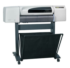 Hp Designjet 510 24 Printer With Stand Ch336a