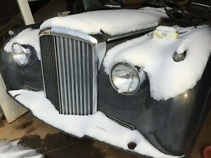 Bentley 1955 1965 B Mascot The Worlds Largest Rolls Royce Used Parts Inventory