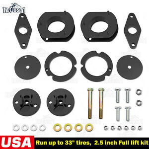 2 5 Full Lift Leveling Kit Shock Spacers For 2011 2021 Jeep Grand Cherokee Wk2