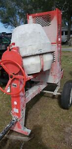 Tow able Concrete Mixer