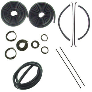 1947 1948 1949 1950 Chevrolet Gmc Truck Complete Cab Weatherstrip Seal Kit