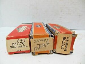 Oem Nos Briggs And Stratton Engine Vintage Boxes Fast Shipping