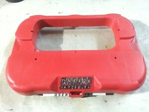 Optima Battery Red Top Cover