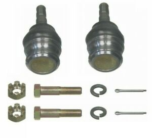 Moog Set Of 2 Front Lower Ball Joints Pair For Forester Impreza Outback Legacy