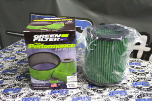 Green Drop In Replacement Air Filter Fits 2014 2017 Ford Focus St 2 0l Turbo