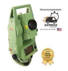 Leica Tcr405 Power Reflectorless Total Station For Construction land Surveying