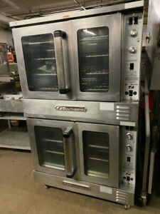 Southbend Double Natural Gas Convection Oven B Series
