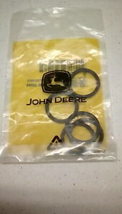 John Deere R47153 O ring Oil Cooler Seal 400 Series Oem New Set Of 5