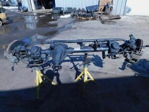 07 18 Jeep Wrangler Jk Oem Differential Front Axle Assembly 3 73 2013388 2