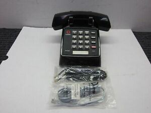 Lucent avaya 2500 Ymgm 003 Black Corded Analog Phone New 13 In stock